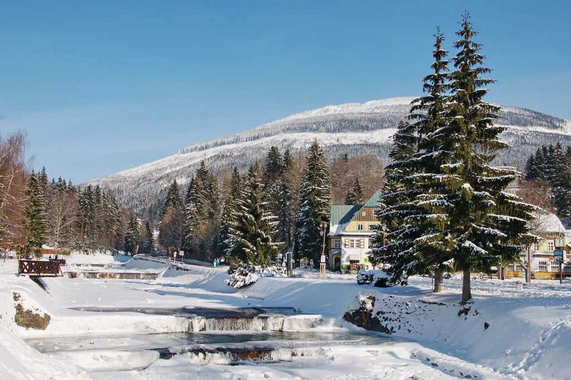 Spindleruv Mlyn wintersport